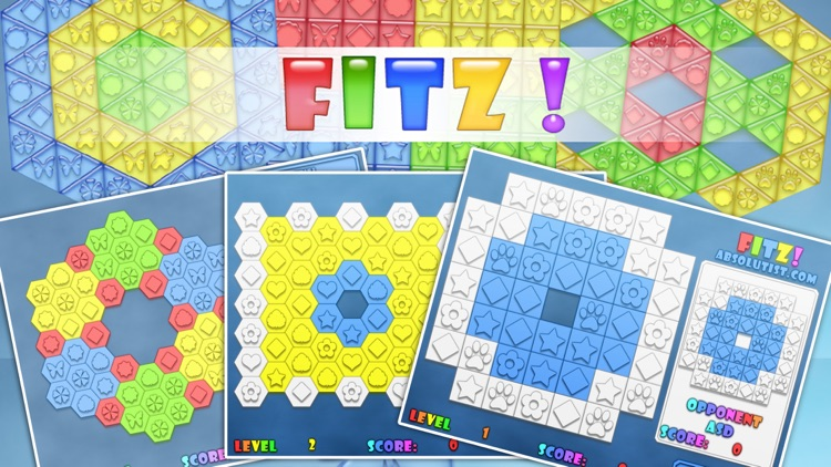 Fitz: Match 3 Puzzle Game screenshot-4