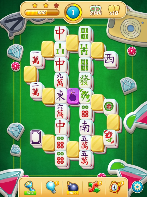 Mahjong+ screenshot 17