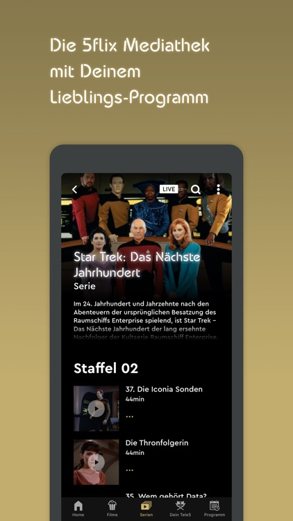 Tele 5 Mediathek Voyager