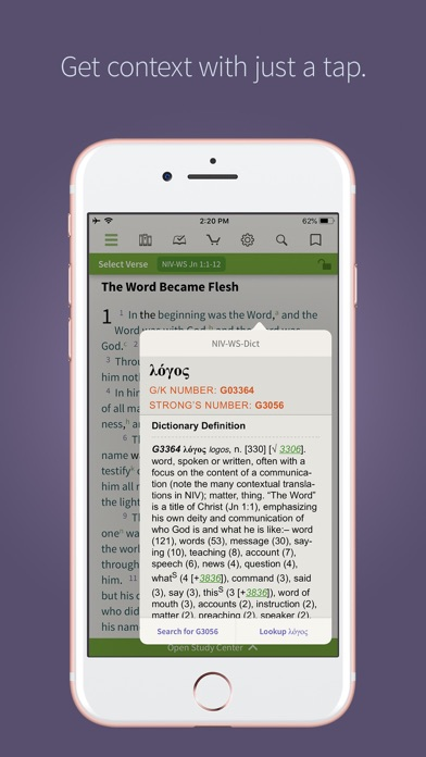NIV Bible App + App Data & Review - Reference - Apps Rankings!