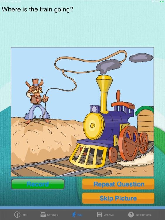 StoryBuilder for iPad screenshot-4