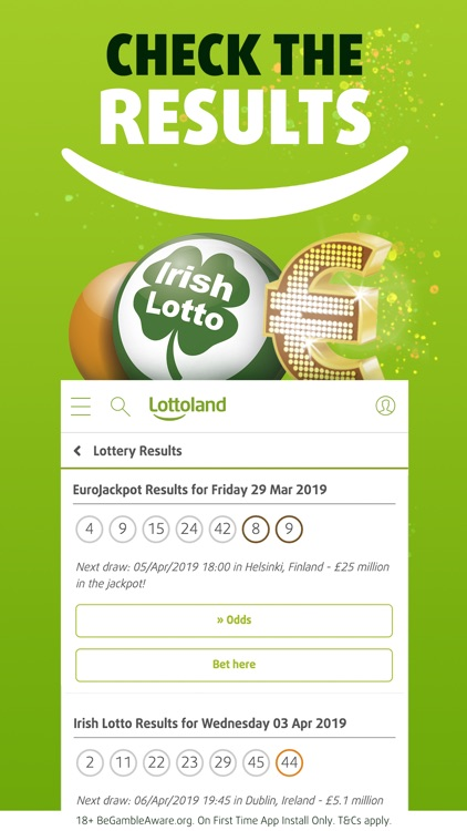 Lottoland: Lottery Betting App screenshot-6