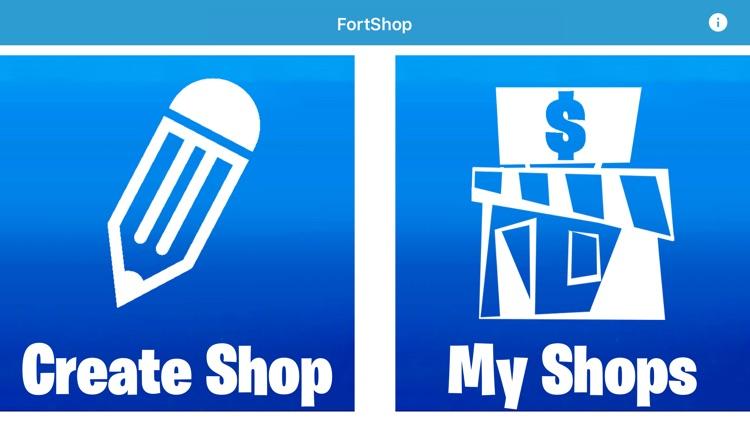 Daily Shop Maker - FortShop screenshot-3