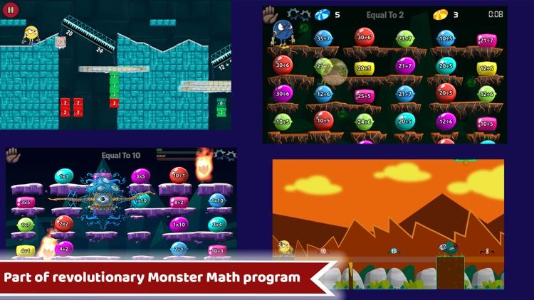 Math Rescue 7-9 Year Old Games screenshot-4