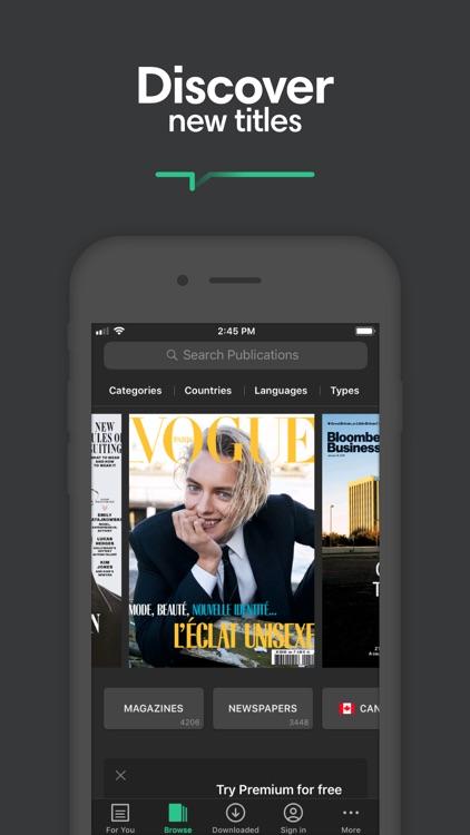 PressReader screenshot-4