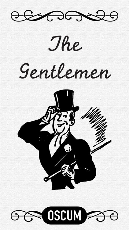 The Gentlemen - Stickers