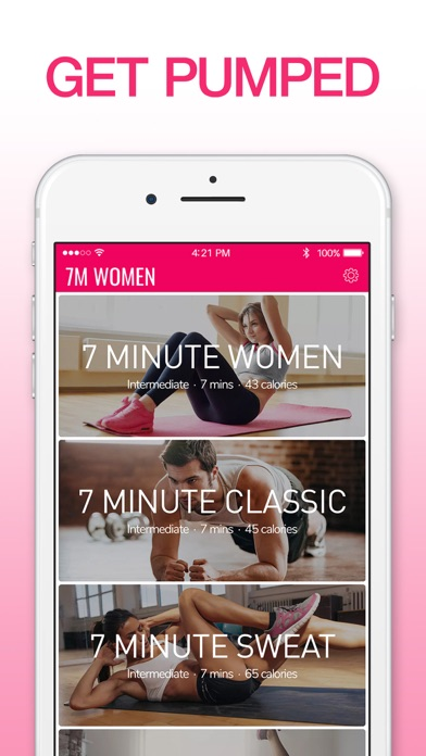 Workout for Women: Fitness App app image