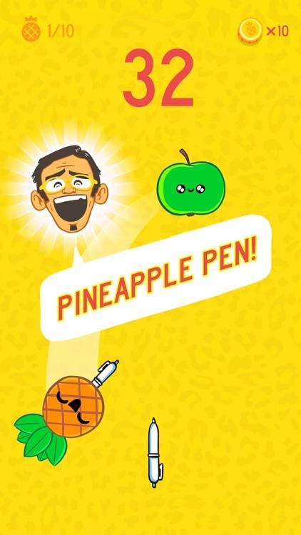 Pineapple Pen screenshot-4
