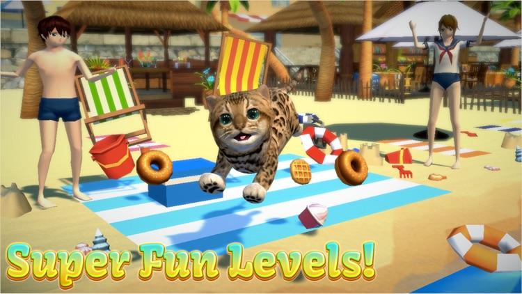 Cat Simulator:  Kittens 2019 screenshot-0