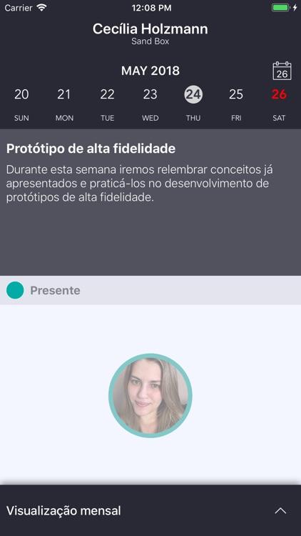 ShowUpp - Controle de Presença