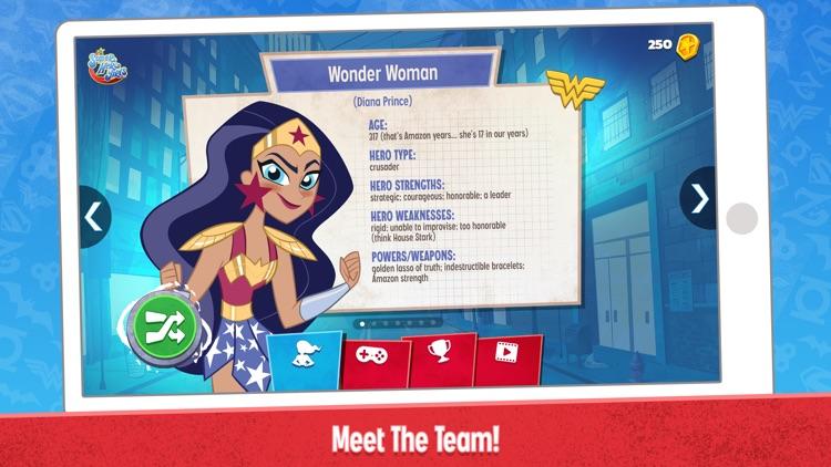 DC Super Hero Girls™ screenshot-0