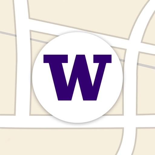 UW Campus Maps