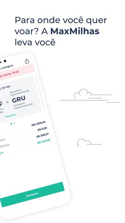 MaxMilhas Economia para Viajar screenshot-5