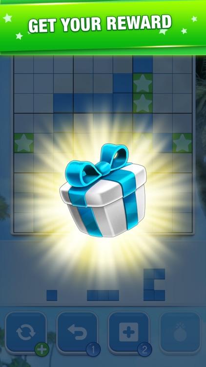 Tetra Block - Puzzle Game screenshot-4