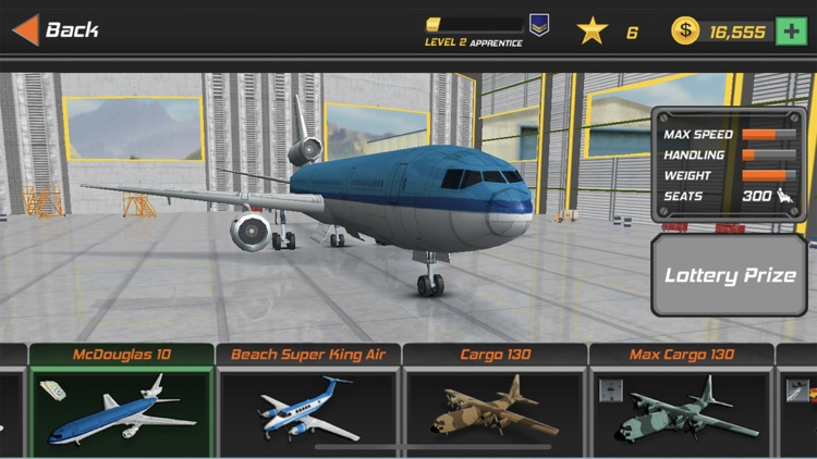 Flight Pilot Simulator 3D! screenshot-4