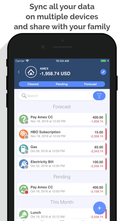 MoneyWiz 3 - Personal Finance screenshot-2