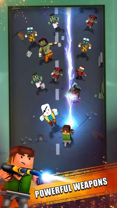 Zombie Pop : Gun Shooter screenshot 3