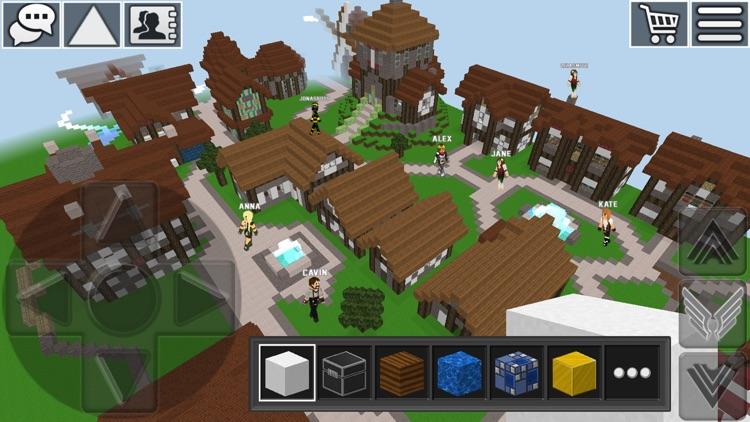 WorldCraft : 3D Build & Craft screenshot-0