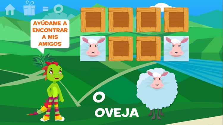 Play & Learn Spanish - Farm