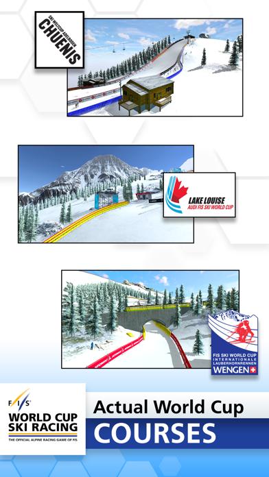 World Cup Ski Racing for windows pc