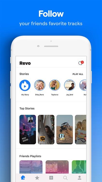 Revo - Discover New Music screenshot-4