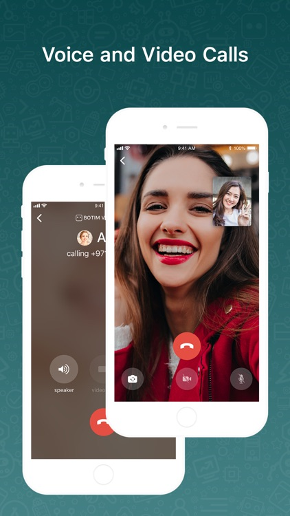 BOTIM - video calls and chat
