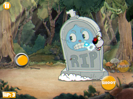 CUPHEAD MOBILE screenshot 15
