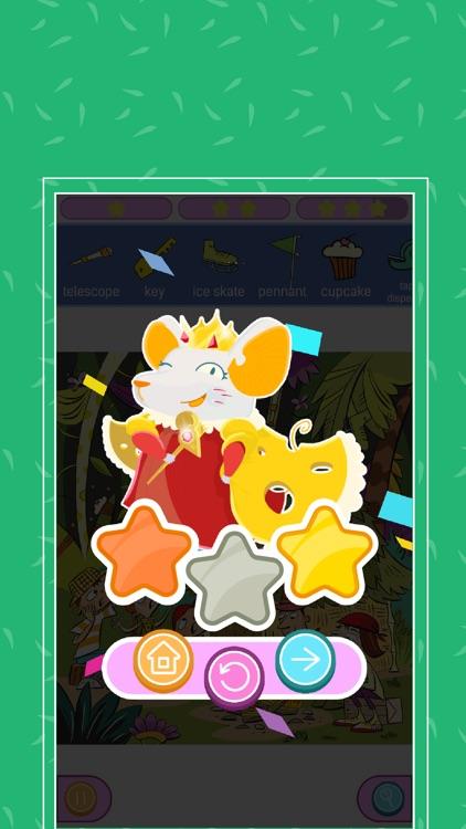 Hidden Pictures Puzzles screenshot-4