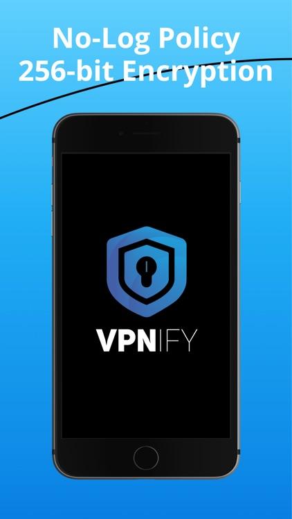 VPNify - Unlimited VPN Proxy screenshot-4