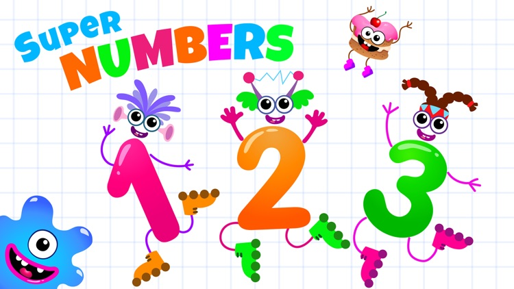 123 Counting Number Kids Games screenshot-5