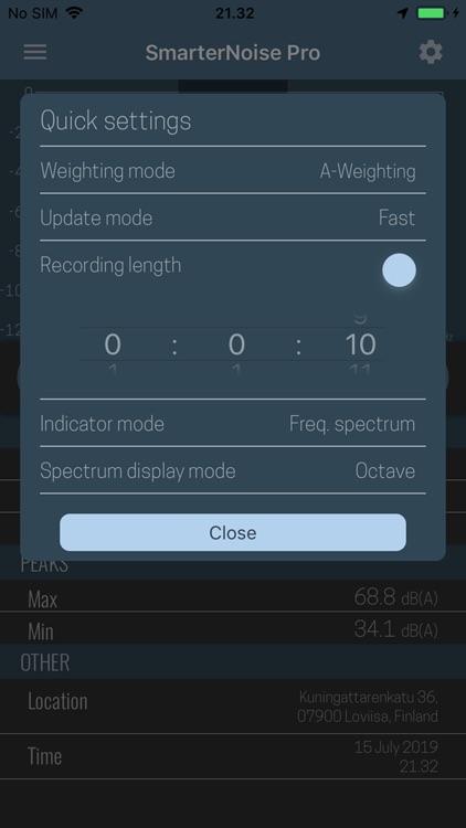 SmarterNoise Pro screenshot-5