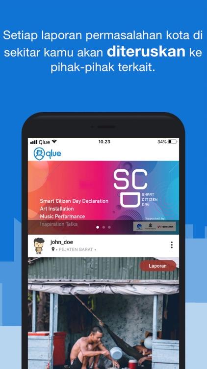 Qlue screenshot-4