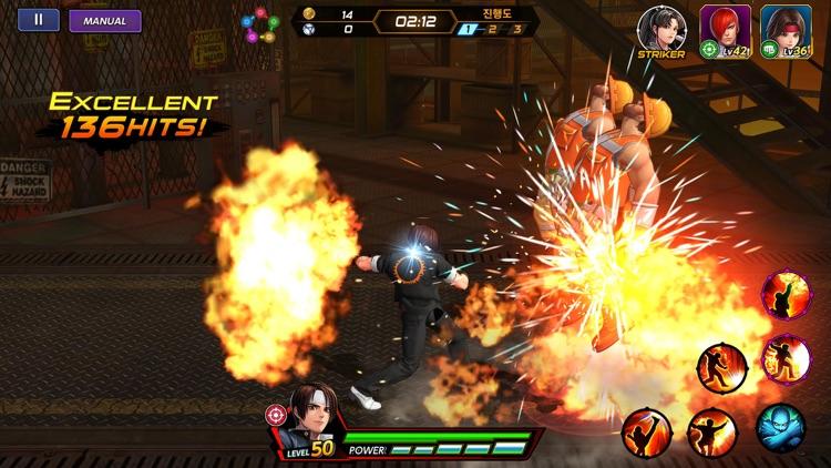 킹 오브 파이터 올스타 screenshot-8