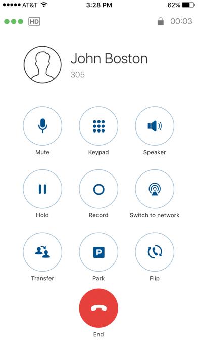 BT Cloud Phone screenshot one