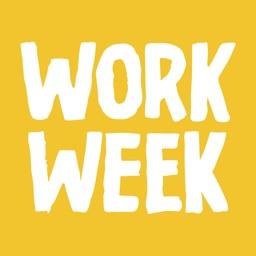 WorkWeek: Schedule & Invoice