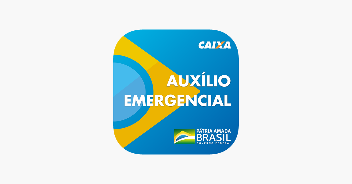 CAIXA | Auxílio Emergencial na App Store