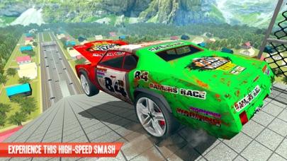 Car Crash 2020:High Jump Stuntのおすすめ画像1