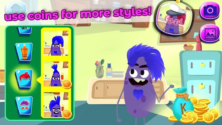 Baby Barber –Fruits Vs Veggies screenshot-5