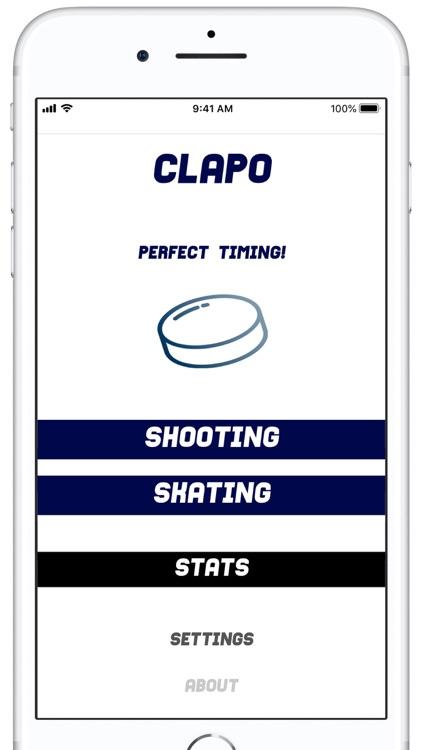 Clapo - Hockey Training