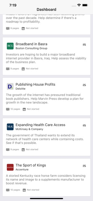 ‎Consulting Case Interview Prep