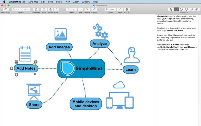 SimpleMind Screenshot