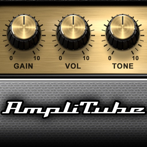 AmpliTube for iPad icon