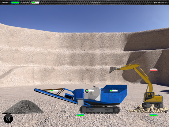 Rock duster screenshot 2