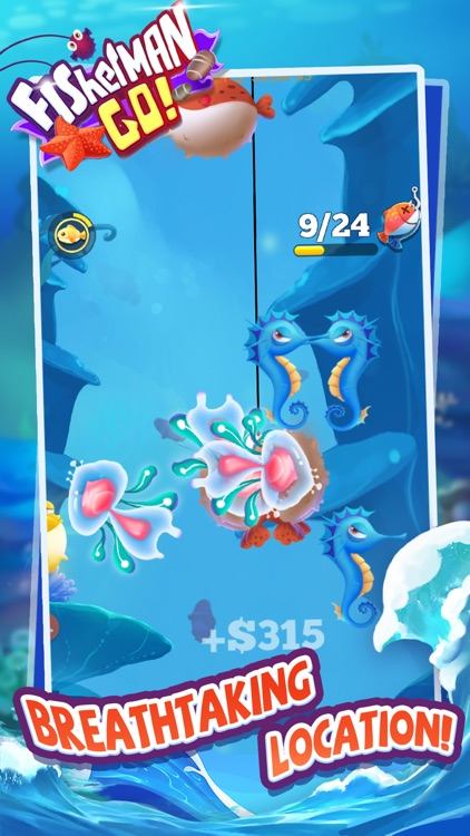 Fisherman Go! screenshot-3