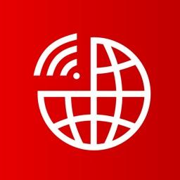 Vodafone Pocket WiFi® Monitor