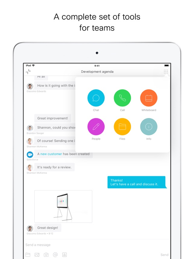 Cisco Webex Teams on the App Store