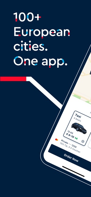 FREE NOW (mytaxi) on the App Store