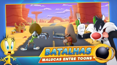 Baixar Looney Tunes™ Mundo Insano para Android