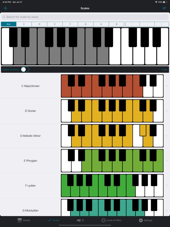 Tonality: Piano/Guitar Chordsのおすすめ画像7