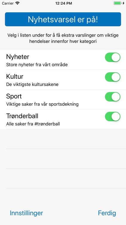 Trønder-Avisa Nyheter screenshot-4